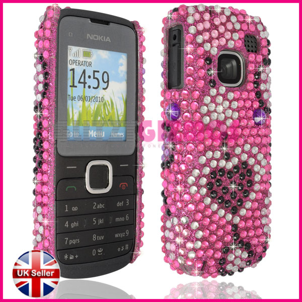 competitive price 3b4c3 3e3a8 Index of /ebay/images/diamond cases/nokia/c1-01/silver heart on black