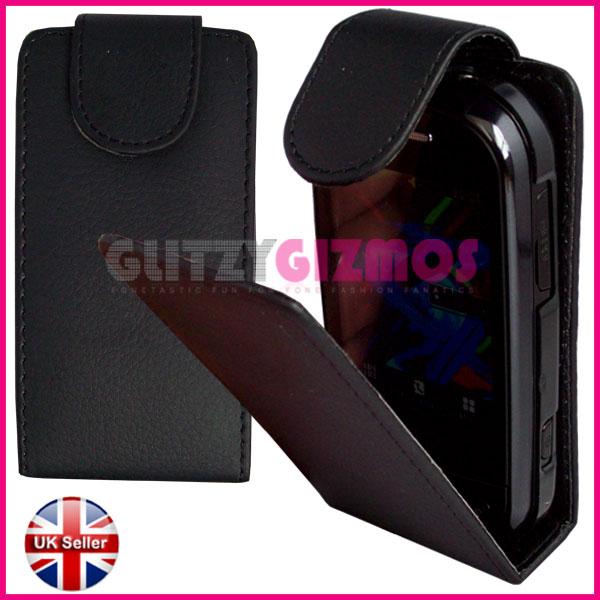 Samsung Gt-b3410 Black Flip-case-samsung-gt-b3410