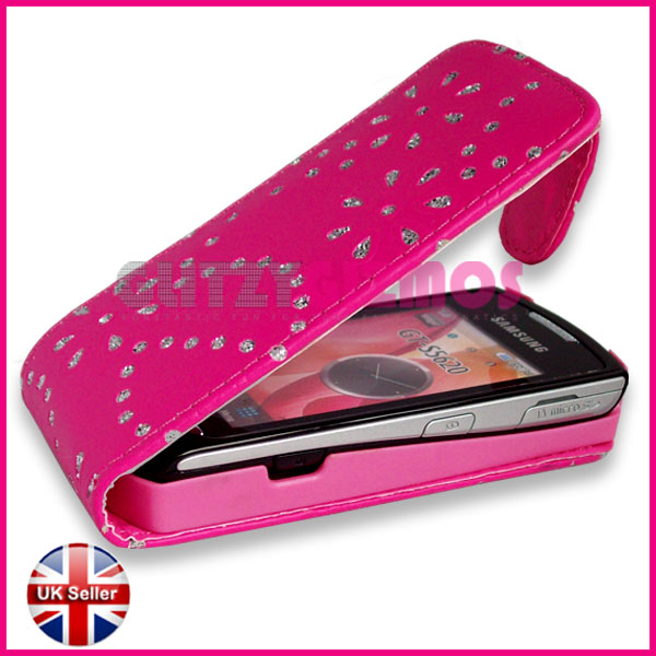 Pink Diamonds on samsung cases